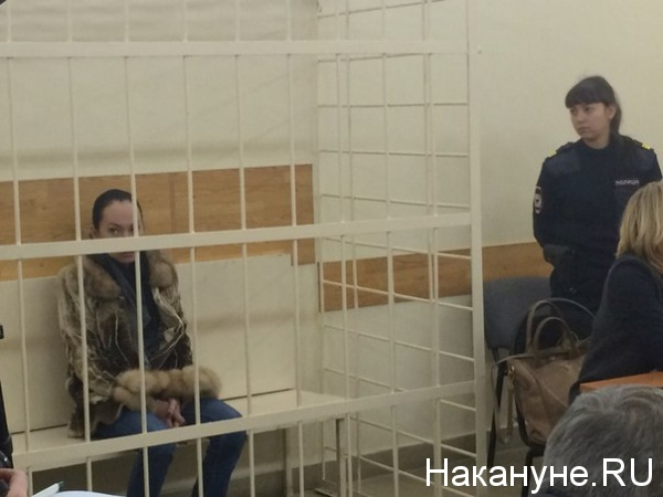 Лариса Ассонова подозреваемая в мошенничестве с землей Александра Новикова|Фото: Накануне.RU