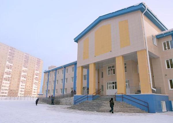 школа №9, Сургут Фото: vk.com