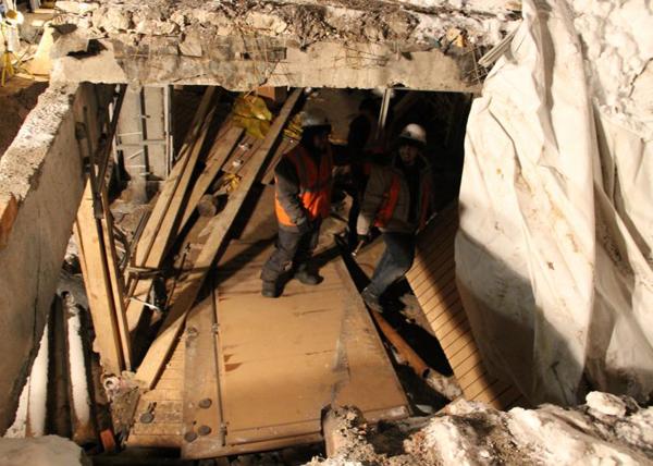 восстановление дома на Куйбышева, 103 в Перми|Фото: пресс-служба мэрии Перми