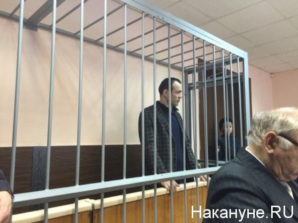 стрелок с остановки суд Ришад Гаджиев|Фото: Накануне.RU