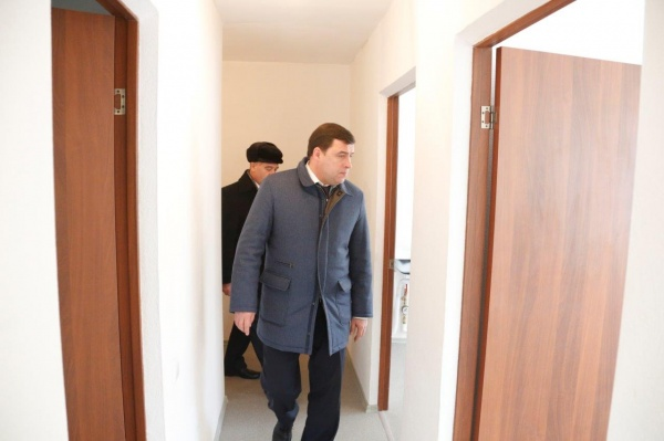 Евгений Куйвашев Реж совещание|Фото: ДИП губернатора Свердловской области