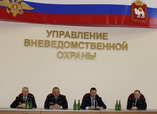 управление вневедомственной охраны|Фото: ГУ МВД РФ по Челябинской области