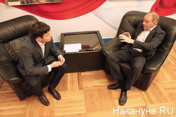Вячеслав Тетекин, Сергей Хурбатов|Фото: Накануне.RU