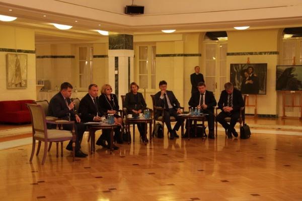 бизнес-слушания бюджета Свердловской области|Фото: ДИП губернатора Свердловской области