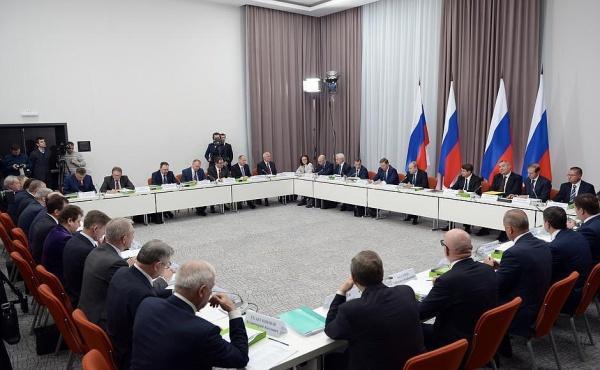 Госсовет Нижний Тагил Владимир Путин|Фото: пресс-служба президента РФ
