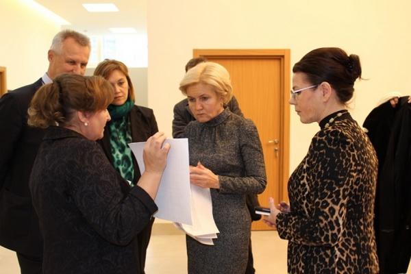 Ольга Голодец Фото: Департамент информационной политики губернатора