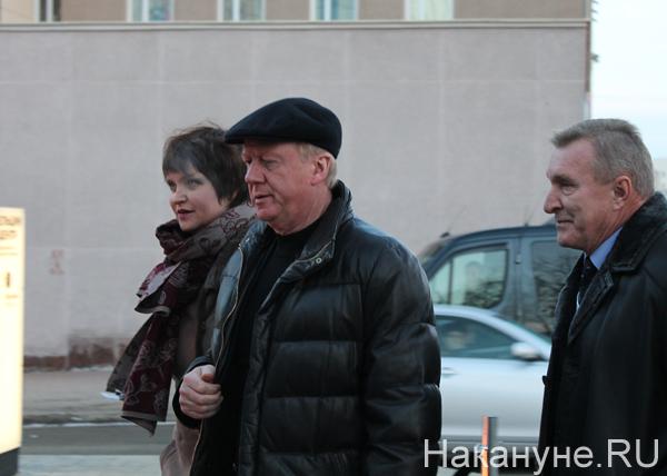 Чубайс, Ельцин Центр, открытие|Фото: Накануне.RU