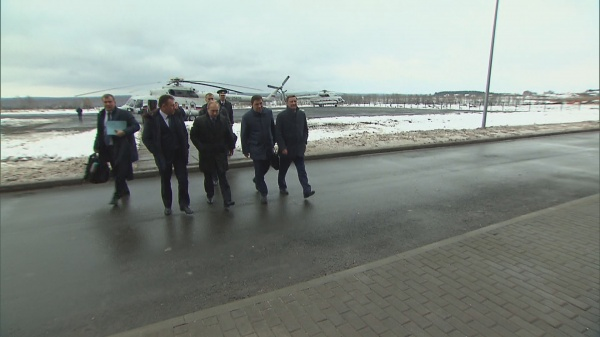 Владимир Путин Евгений Куйвашев|Фото: ДИП губернатора Свердловской области