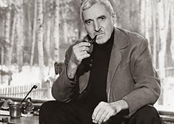 Константин Симонов, писатель|Фото: ujmos.ru