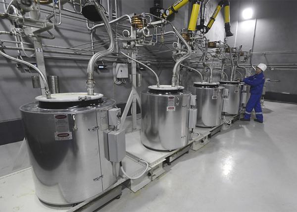 Центр по переработке, кондиционированию и долговременному хранению радиоактивных отходов, Мурманская область|Фото: gov-murman.ru