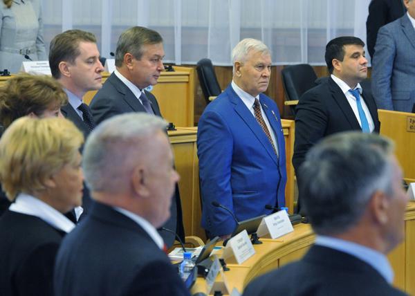 Тюменская областная дума |Фото: gubernator.admtyumen.ru