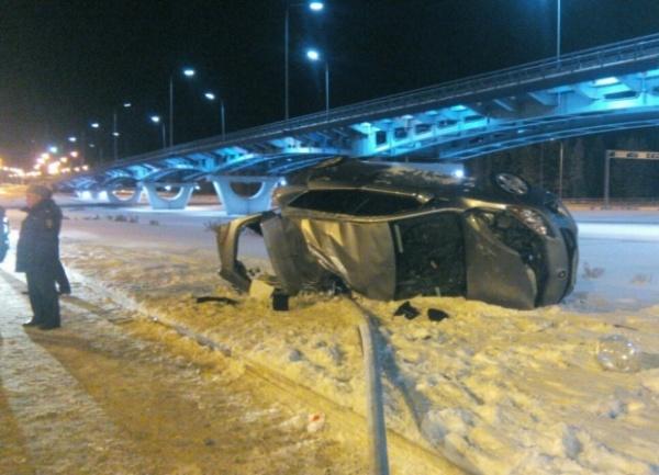 ДТП в Ханты-Мансийске, дТП, авария|Фото:86.mvd.ru