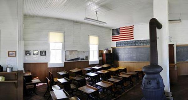 однокомнатная школа в сша, сельская школа|Фото: mygazeta.com