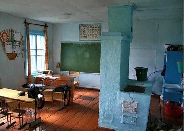 сельская школа, урок|Фото: uchportfolio.ru