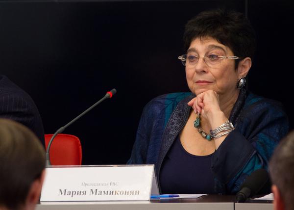 Мария Мамиконян|Фото: yandex.ru
