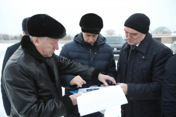 Тефтелев, Дубровский, объекты к ШОС|Фото: пресс-служба губернатора Челябинской области