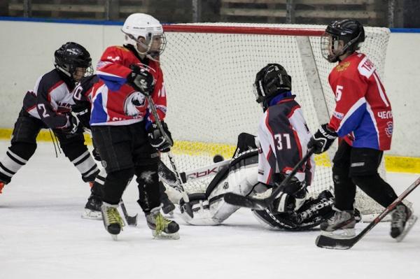 метеор-сигнал, челябинск, хоккейная школа, дети, хоккей|Фото: old.meteor-signal.ru