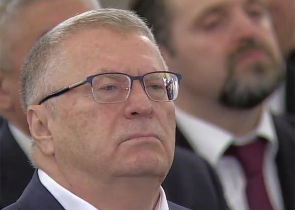 Послание Федеральному собранию, Жириновский|Фото: RT