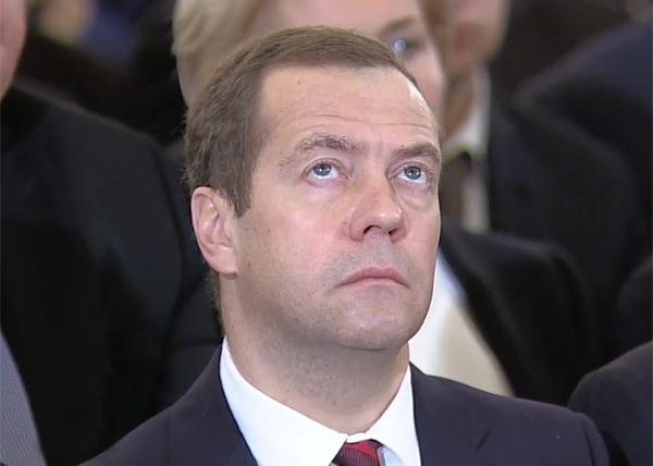 Послание Федеральному собранию, Медведев|Фото: RT