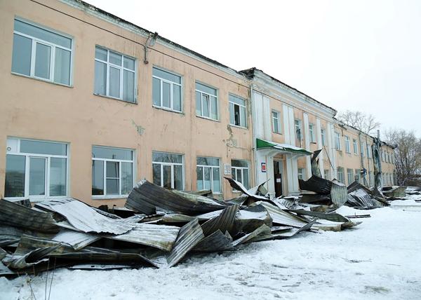 противотуберкулезный диспансер, Курган, пожар|Фото: kurganobl.ru