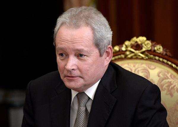 Басаргин Фото: kremlin.ru