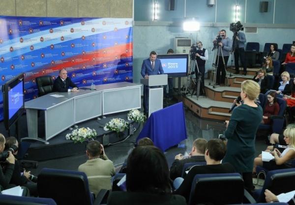 Борис Дубровский Фото: пресс-служба губернатора Челябинской области
