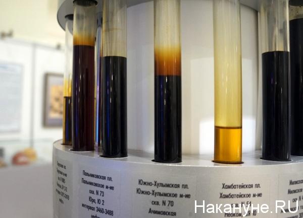 музей МВК имени И.С. Шемановского, выставка Полярный круг человечества, Салехард, нефть, месторождения Фото: