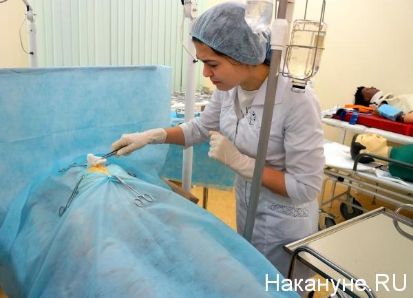 Ямальский многопрофильный колледж, студенты, медики, вуз|Фото: