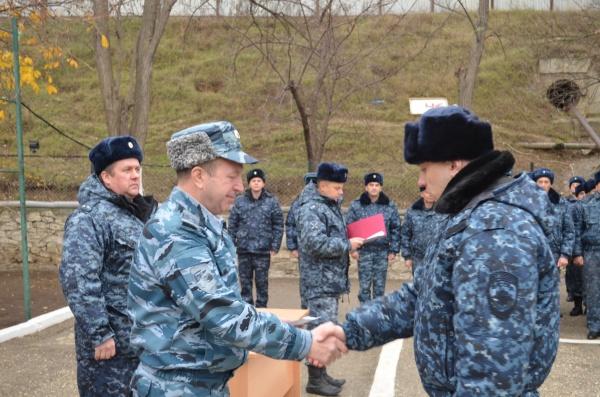 Михаил Бородин на Северном Кавказе|Фото: ГУ МВД России по СО