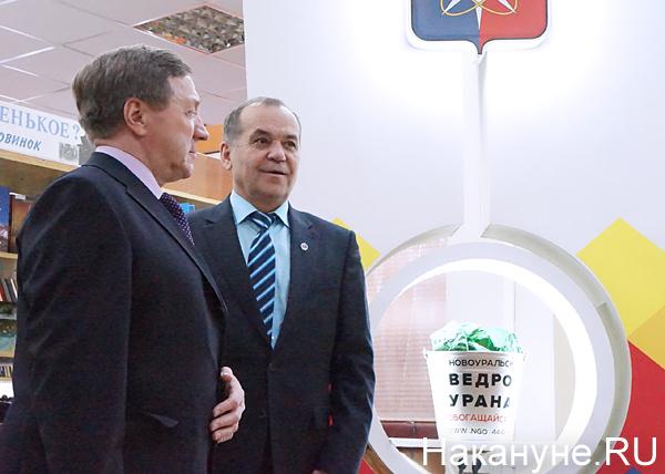 Новоуральск, Владимир Машков  Фото: Накануне.RU