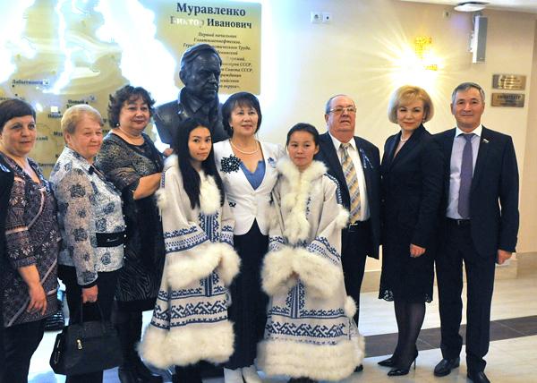 День образования ЯНАО, 85-летие ЯНАО Фото: gubernator.admtyumen.ru