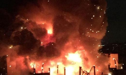 пожар|Фото: