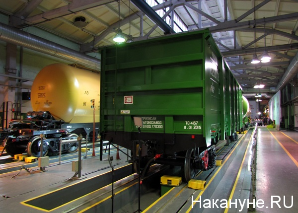 уралвагонзавод цех вагон|Фото: Накануне.ru