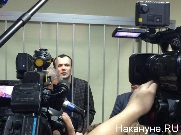 Ришад Гаджиев стрелок с остановки суд|Фото: Накануне.RU
