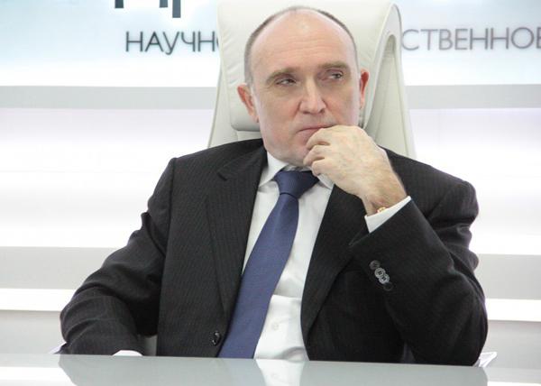 Борис Дубровский на предприятиях Магнитогорска Фото: пресс-служба губернатора Челябинской области