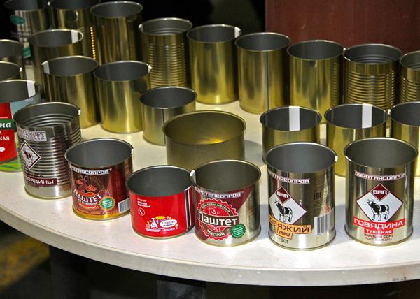 производство консервной продукции Фото: пресс-служба губернатора Челябинской области