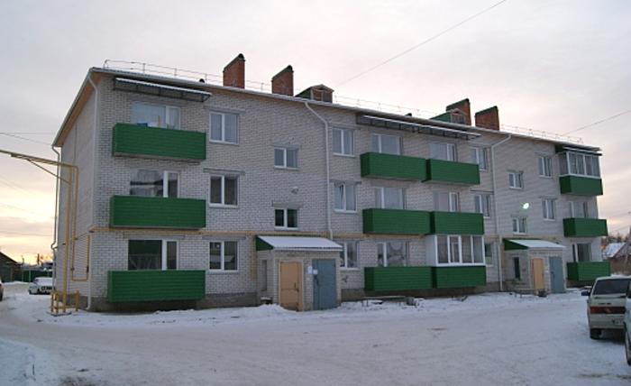 Шадринск, дом для переселенцев из ветхого жилья и детей-сирот, Чапаева Фото: ОНФ