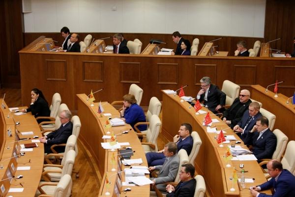 Заксобрание Свердловской области депутаты|Фото: ДИП губернатора Свердловской области