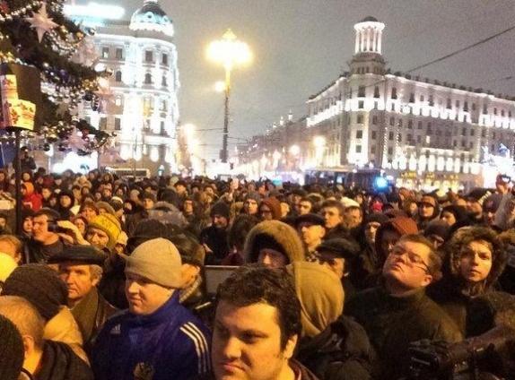 митинг, платные парковки, Пушкинская Фото: кпрф