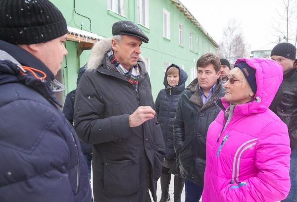 Сергей Носов объезд|Фото: администрация Нижнего Тагила
