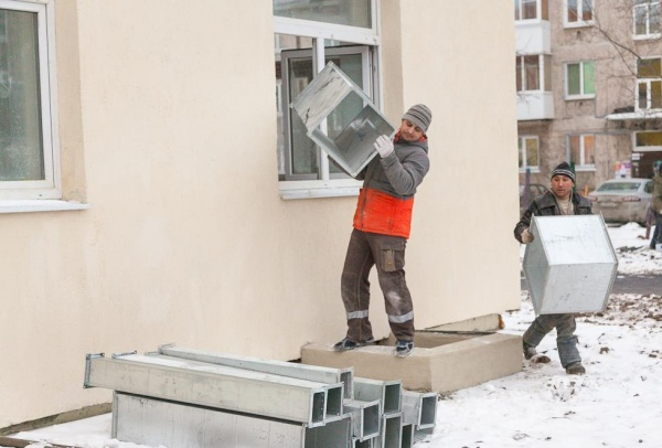 строительство стройка рабочие|Фото: администрация Нижнего Тагила