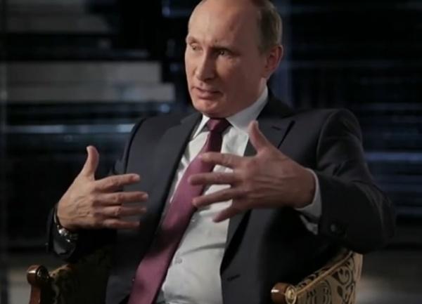 Владимир Путин|Фото: ВГТРК