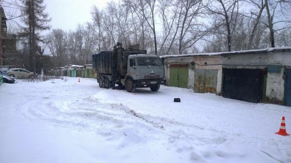 Камаз мусоровоз|Фото: ГИБДД Свердловской области