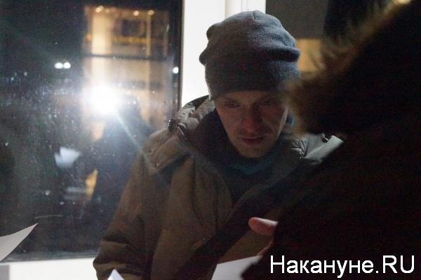 Алексей Шабуров, прием у консула США|Фото:Накануне.RU