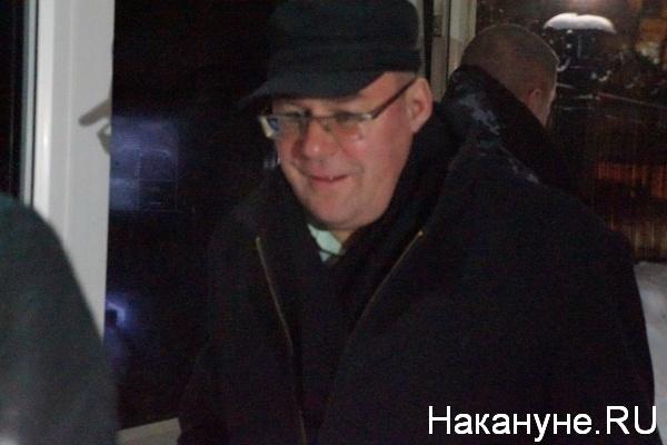 Андрей Русаков, прием у консула США|Фото:Накануне.RU