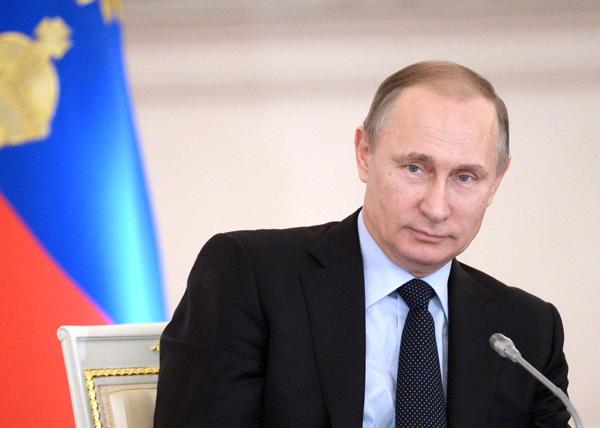Путин, Госсовет|Фото: kremlin.ru