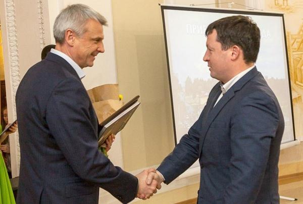 Сергей Носов благотворители Фото: администрация Нижнего Тагила