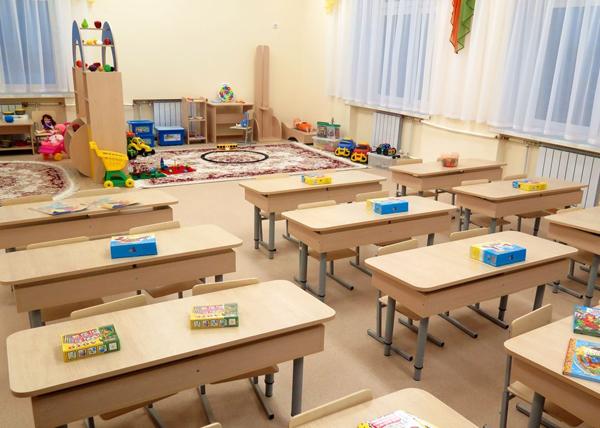 детский сад, микрорайон Рябково, Курган|Фото: kurganobl.ru