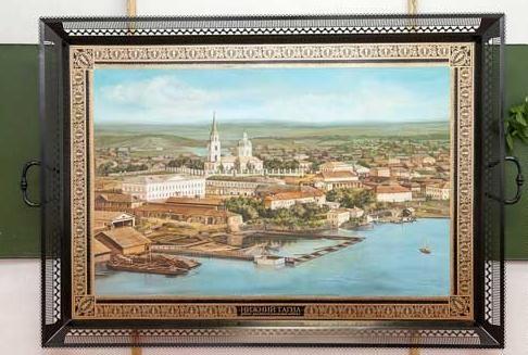 Нижний Тагил поднос рекорд Фото: администрация Нижнего Тагила