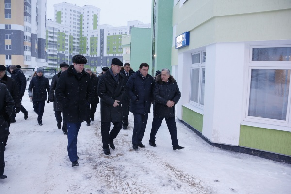 Евгений Куйвашев, открытие детсада в Верхней Пышме Фото: Департамент информационной политики губернатора